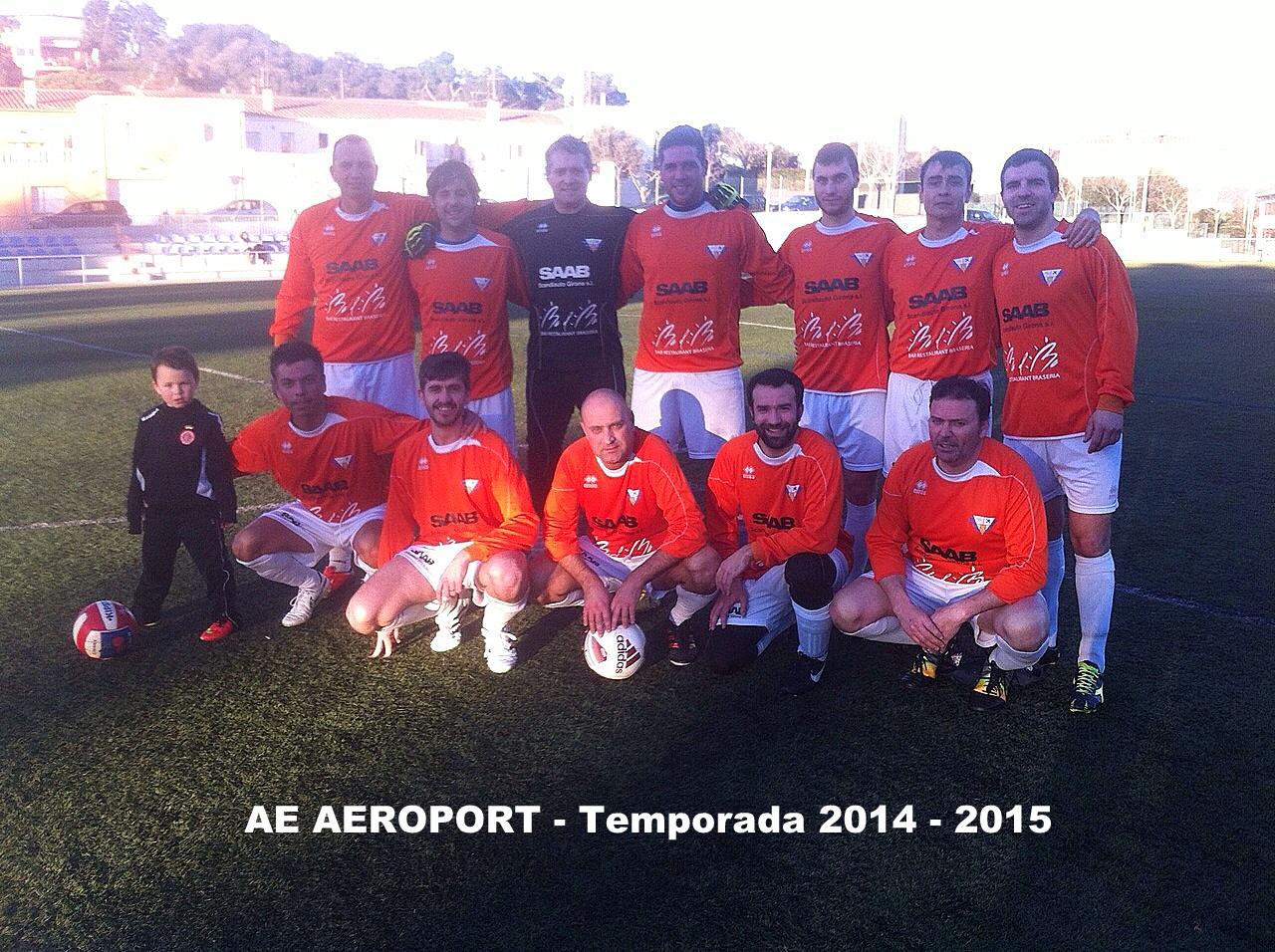 AE Aeroport 14-15
