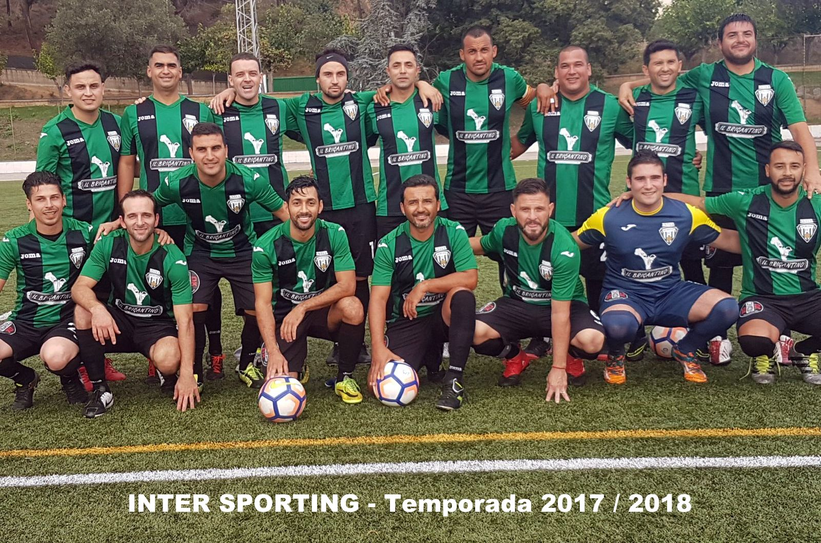 Inter Sporting 17 18